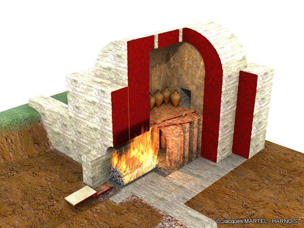 jacques martel four de potier de sivier. Black Bedroom Furniture Sets. Home Design Ideas